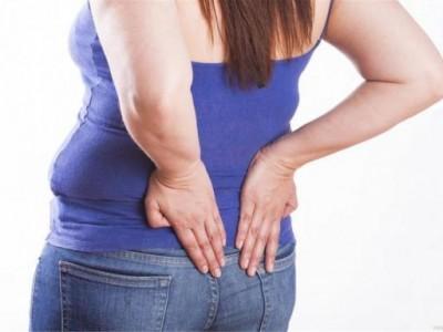 """女士经常腰痛是什么原因?与五个""""身后黑火""""相关!第三个不可小觑"""