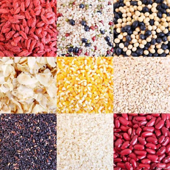 普遍的8种杂粮,各相匹配什么益处?如今