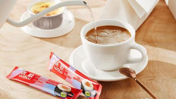 四款速溶咖啡成了心地善良,家中常备,醇厚浓香又便宜。  我成了张无忌 家中常备药 五四运动形成了什么的五四精神 变成了造句 第4张